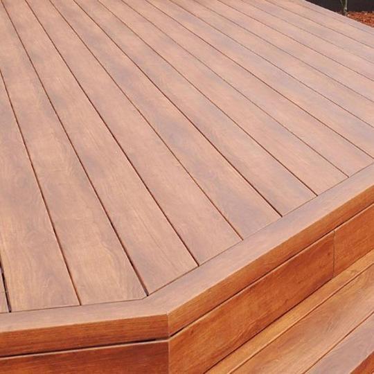 """5/4"""" x 6"""" x 16' Zuri® Square Edge Deck Board"""