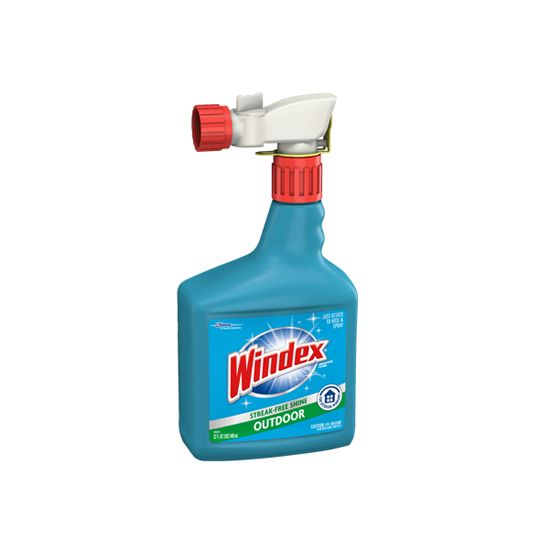 Windex® Hose End Outdoor Multi-Surface Cleaner - 32 Oz.