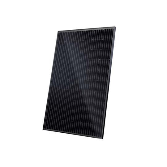 295W All-Black 40mm Mono-Crystalline Solar Panel - 1000V Max
