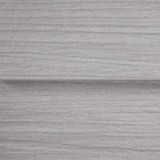 """26 Gauge x 6"""" x 10' TruCedar® Narrow Board & Batten Steel Siding - Woodgrain Colors"""