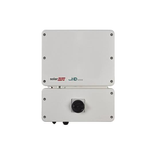 7.6 Kilowatt SetApp Enabled Single Phase Inverter with HD-Wave Technology & RGM (-40°C)