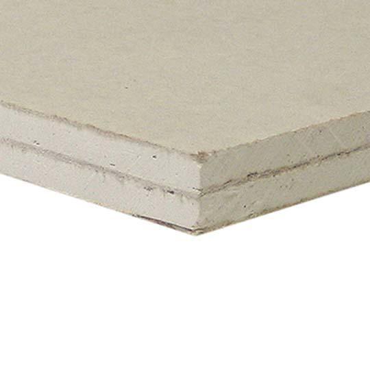 "1/2"" x 4' x 8' QuietRock® 510 Sound Reducing Drywall Panel"