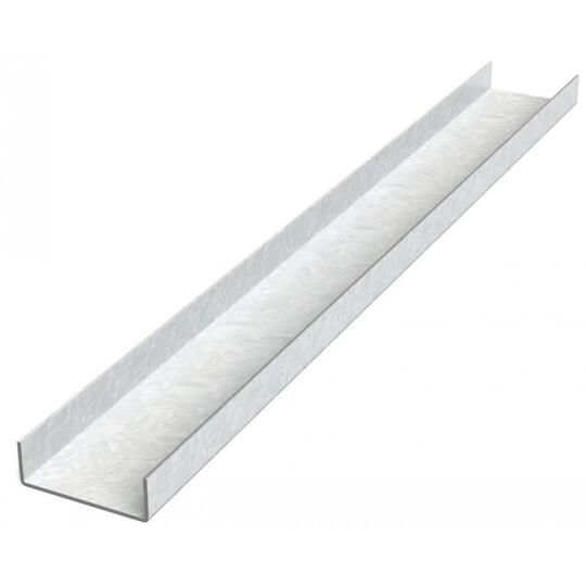 """16 Gauge x 1-1/2"""" x 10' Cold Rolled Channel"""
