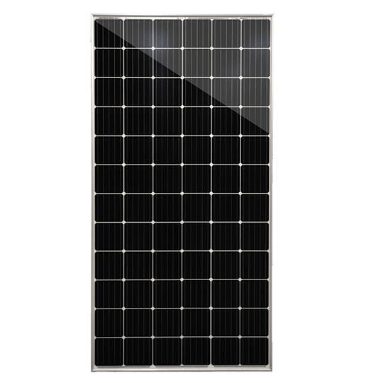 40mm 370 Watt PERC 72 Mono-Crystalline Solar Module with Silver Frame