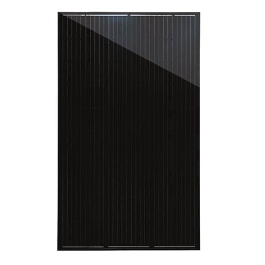 40mm 310 Watt PERC 60 Mono-Crystalline Solar Module with All Black Frame
