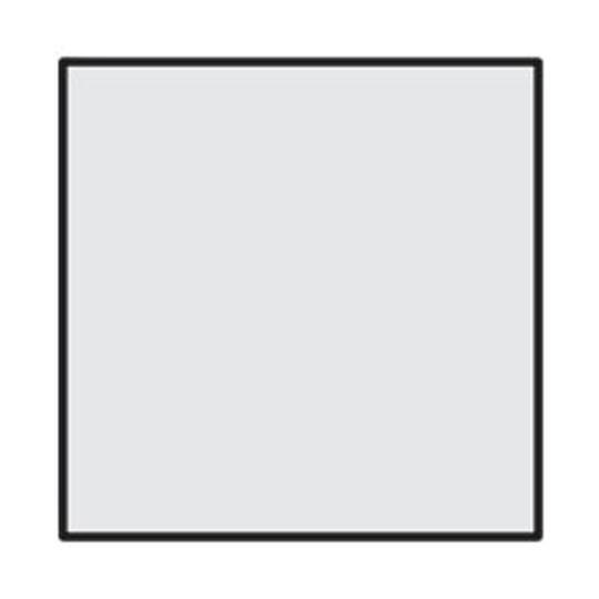 """(5440) 7/8"""" x 4' x 4' SoundScapes® Shapes Square Acoustical Panel"""