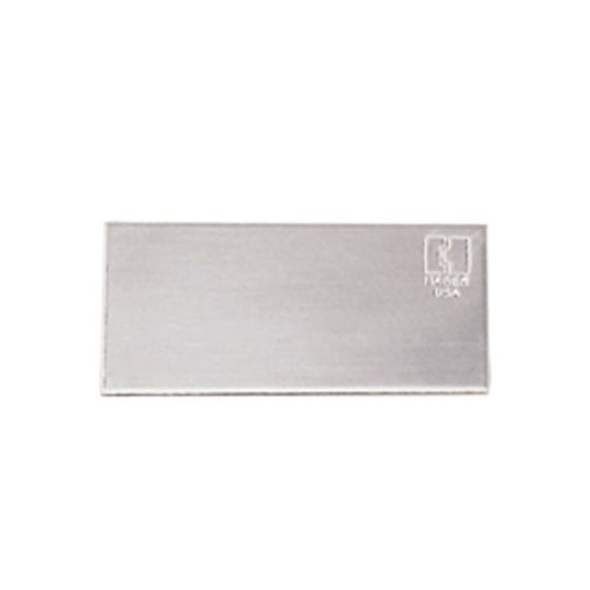 """1"""" x 2-7/16"""" 236W Concave Wall Stop"""