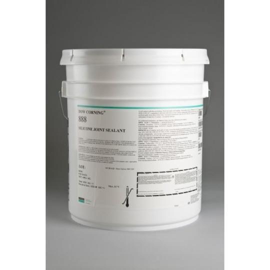 DOWSIL™ 888 Silicone Joint Sealant - 4.5 Gallon Pail