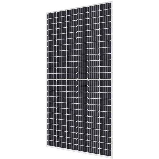 40 mm 370 Watt HI-Series 72-Cell Mono-Crystalline Type Solar Module with Silver Frame