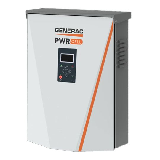 7.6kW PWRcell™ Single-Phase Inverter with Current Transformer