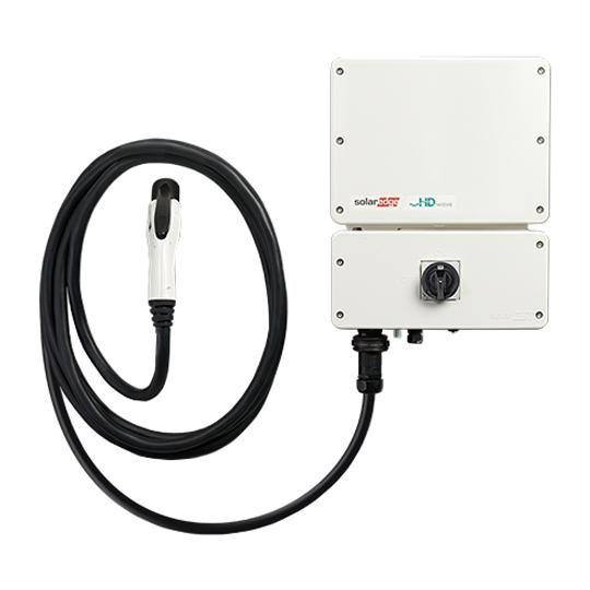 3.8 Kilowatt EV Charging Single Phase Inverter with HD-Wave Technology, SetApp Enabled