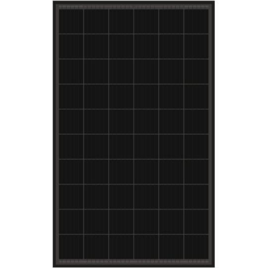 35 mm 325 Watt Standard Series All-Black 60-Cell 1,000V Monocrystalline PV Module