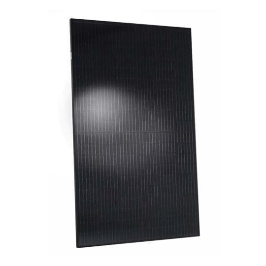 40 mm 340 Watt Q.PEAK DUO BLK-G6+/AC Monocrystalline Solar Panel with All Black Frame & Enphase IQ 7+ Microinverter