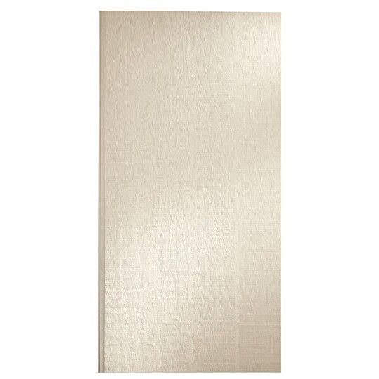 38 Series Cedar Texture Primed Panel No Groove Shiplap Edge Engineered Wood Siding