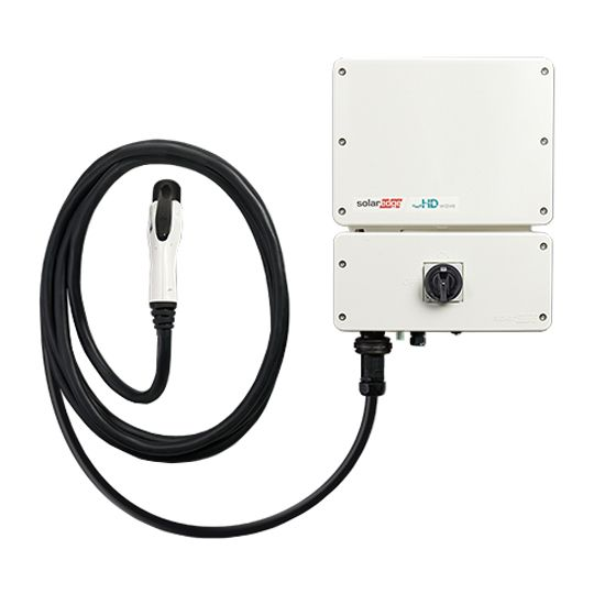 11.4 Kilowatt EV Charging Single Phase Inverter with HD-Wave Technology, SetApp Enabled