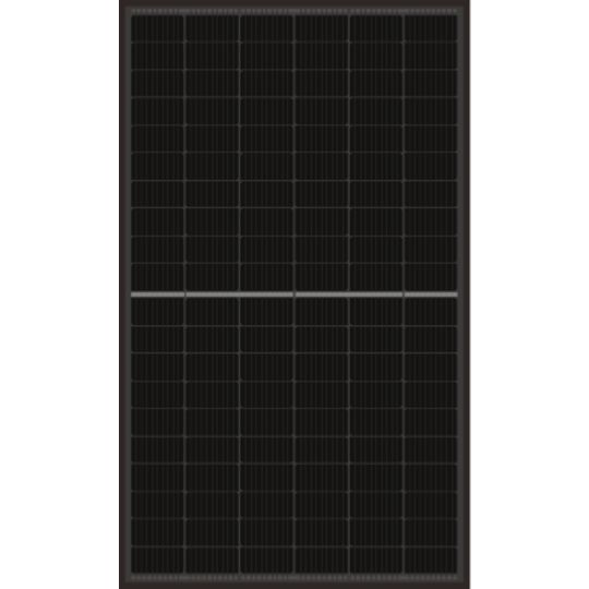 35 mm 355 Watt Half-Cut Series All-Black 60-Cell 1,000V Monocrystalline PV Module