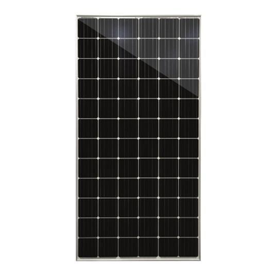 40 mm 390 Watt 72-Cell Mono-Crystalline PERC Solar Module with BOW Frame