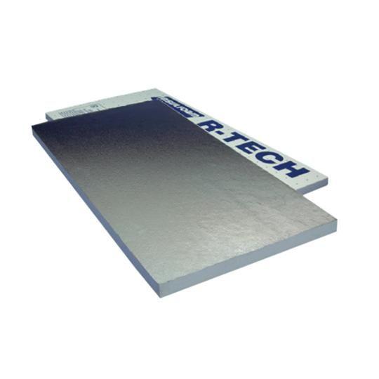 """2"""" x 4' x 8' R-TECH&reg, VIII (60psi) Roof Insulation"""