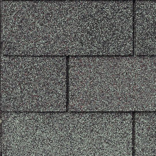CertainTeed Roofing CT™ 20 Traditional Shingles Moire Black