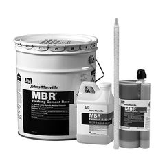 Johns Manville MBR Flashing Cement - 5 Gallon Pail