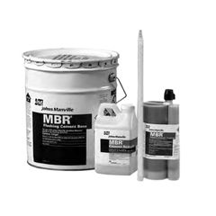 Johns Manville MBR® Cement Activator