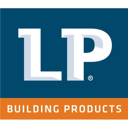"Louisiana Pacific 3/8"" CDX SYP Plywood"