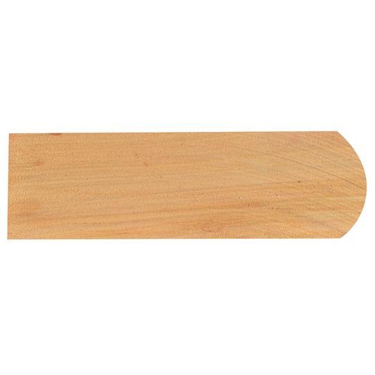 "Capital Forest Products 18"" #1 Grade Western Red Cedar Fancy Cut Fish-Scale"