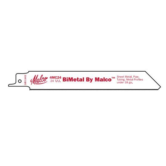 """Malco 6"""" Sawzall Metal Blade"""