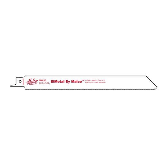 """Malco 9"""" Sawzall Blade Metal"""