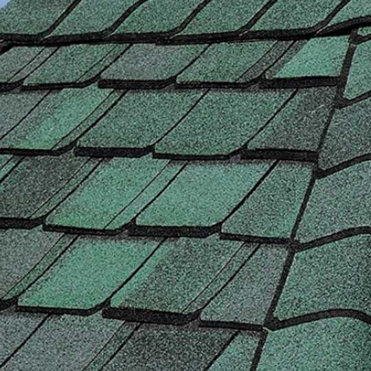 CertainTeed Roofing Shangle Ridge® Hip & Ridge Accessory Shingles New England Slate