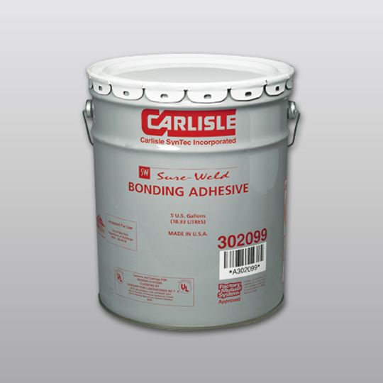 Carlisle Syntec Sure-Weld® TPO Bonding Adhesive 5 Gallon Pail Yellow