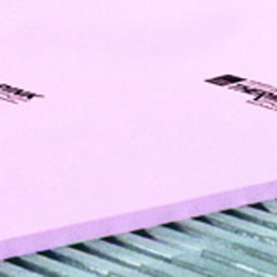 "Owens Corning 2"" x 4' x 8' FOAMULAR® THERMAPINK®"