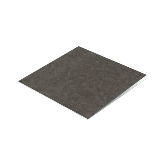 """Atlas Roofing A (1"""" to 1-1/2"""") Tapered 4' x 4' Polyiso Roof Insulation"""