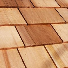 "American International Forest Products 16"" #2 WRC 5X Shingles"