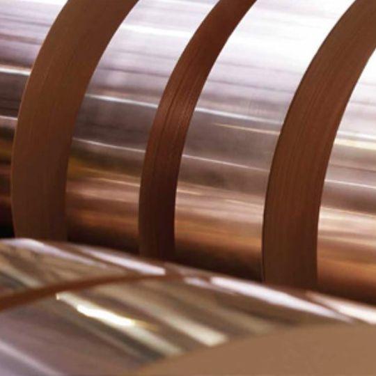 KME America 16 Oz. 4' x 8' Copper Cold Roll