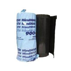 Carlisle Coatings & Waterproofing 4' x 50' MiraDRAIN® 9000 Drainage...