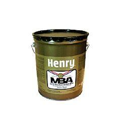 Henry Company 553 MBA Elastomeric Modified Bitumen Adhesive Brush Grade...