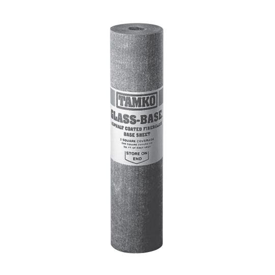 TAMKO Glass-Base Fiberglass Base Sheet - 3 SQ. Roll