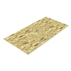 "Atlas Roofing 2-1/2"" x 4' x 8' ACFoam® Nail Base Nailable Roof..."