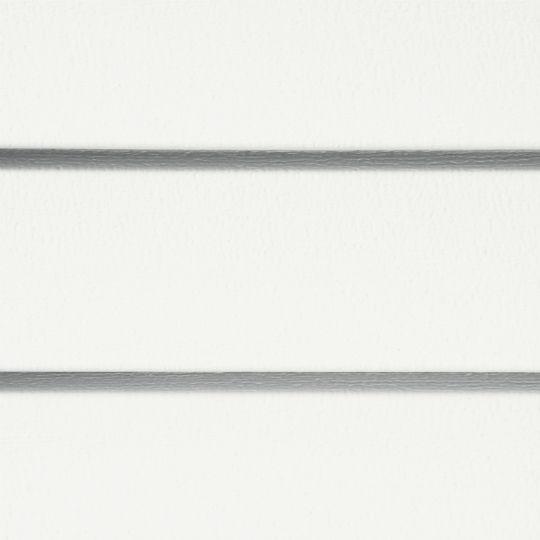 "CertainTeed Vinyl Building Products Monogram® Double 5"" Clapboard Vinyl Siding - Rough Cedar Finish Sable Brown"