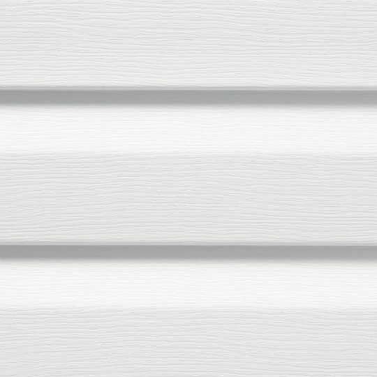"CertainTeed Vinyl Building Products MainStreet™ Double 5"" Dutchlap Vinyl Siding - Woodgrain Finish Suede"