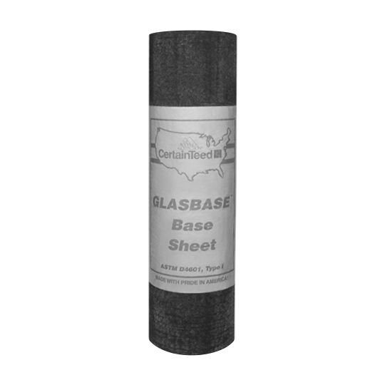CertainTeed Roofing Glasbase Base Sheet - 3 SQ. Roll