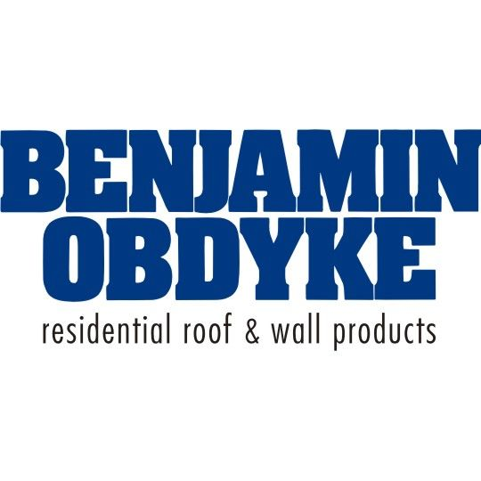 Benjamin Obdyke 8' Waterfall Gutter Guard Clay