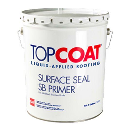 GAF TOPCOAT® Surface Seal SB 55 Gallon Drum White