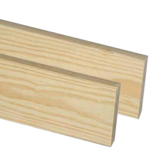 "Universal Forest Products 2"" x 4"" x 12' Kiln Dried Spruce Fir"