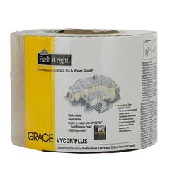 "GCP Applied Technologies 6"" x 75' Vycor® Plus"