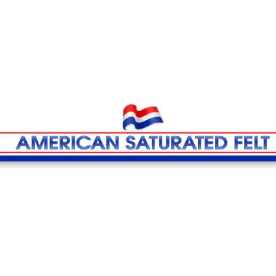 American Saturated Felt Sheathing 5 SQ. Roll Red