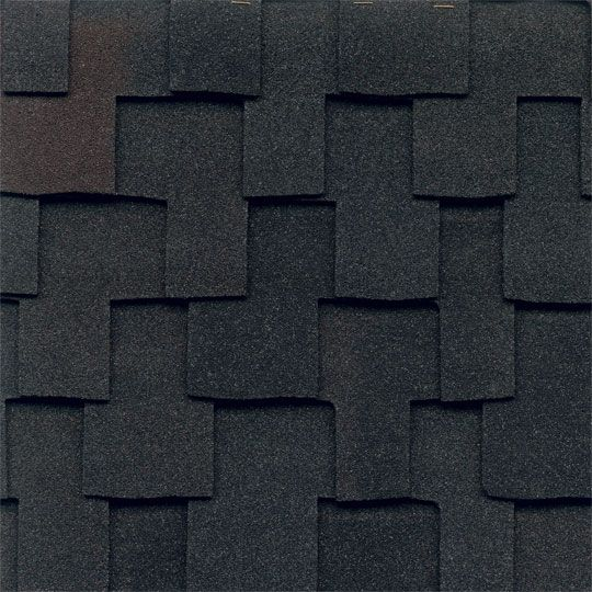GAF Grand Canyon® Shingles Black Oak
