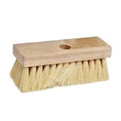 """Generic 9-1/2"""" Tampico Roof Tar Brush"""