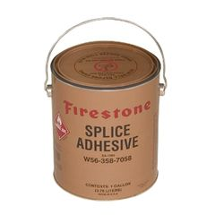 Firestone Building Products Splice Adhesive SA-1065 for Flashing - 1...